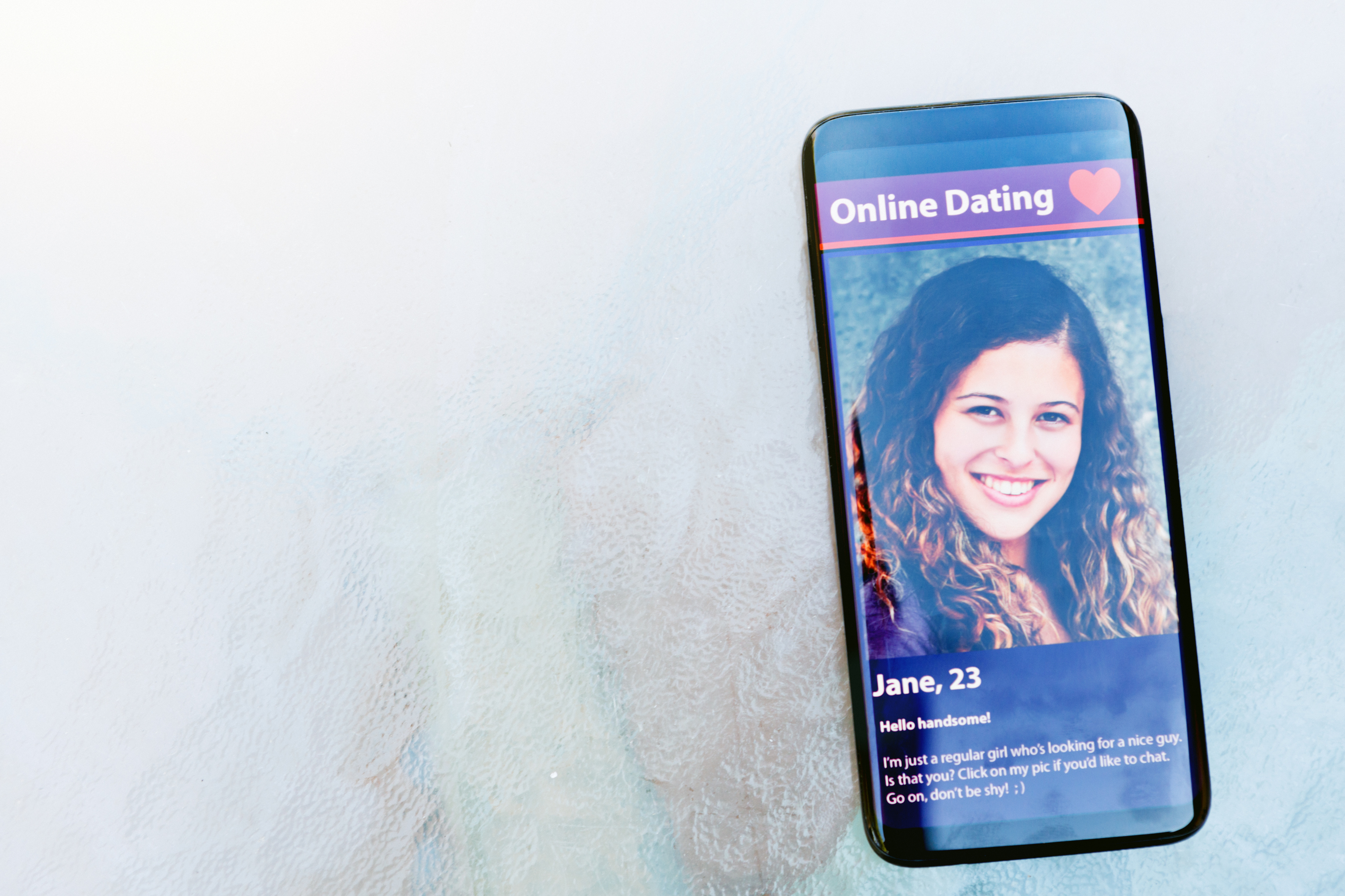 Trouble With Online Dating?