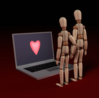 Can Internet Dating Turn To Love?
