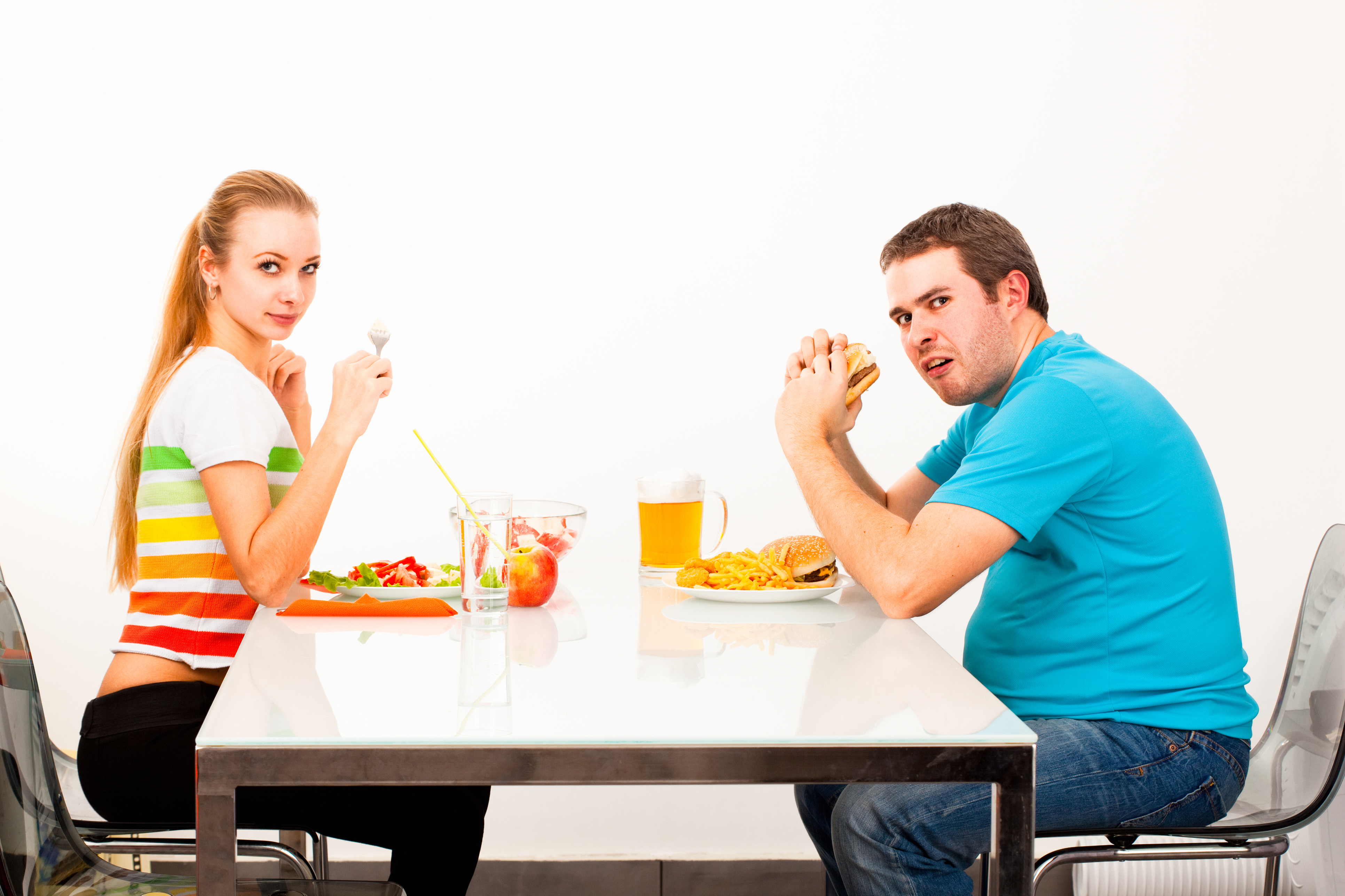 Online Dating: What To Do If Your Date Is Overweight?