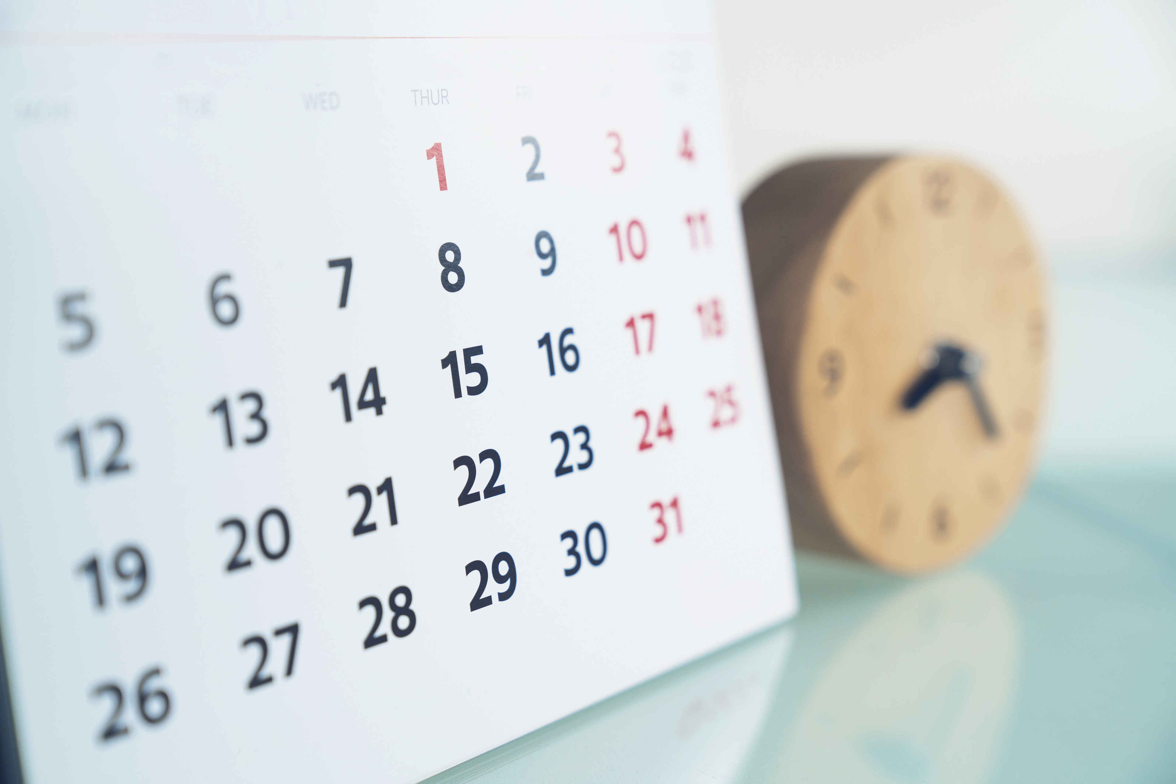 Online Dating: How Many Days In Advance Should I Schedule A Date?
